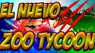 Download MESOZOICA EL NUEVO ZOO TYCOON DE DINOSAURIOS!!!! - DEMO EN LA DESCRIPCION!! Video