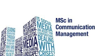Download SMU Master of Science in Communication Management Video
