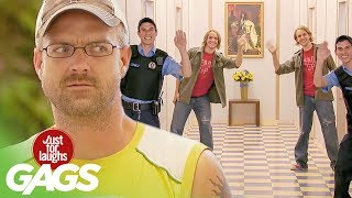 Download Movie Inspired Pranks - Best Of Just For Laughs Gags Video