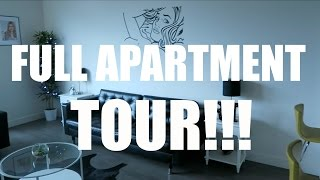 Download FULL APARTMENT TOUR!! Video