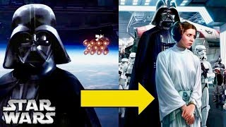 Download How Darth Vader Found the Tantive IV So Soon After the Battle of Scarif Video