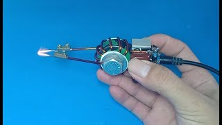 Download How to make a small and powerful induction soldering iron Video