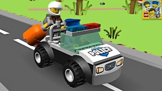 Download Lego Police Car, Cartoon about Lego - Best Game for Children on Android & IOS Video