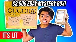 Download $3,500 VS $20 EBAY MYSTERY BOX! (Gucci) Video