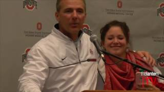 Download Urban Meyer speaks after No. 2 Ohio State beats No. 3 Michigan 30-27 Video