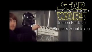 Download ⏯ Unseen Star Wars: A New Hope Footage & Bloopers Video