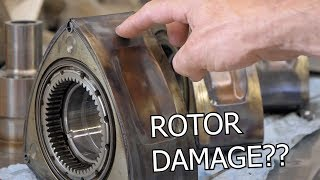Download How bad is the 3 Rotor after 9 years of abuse?   Engine Teardown Video