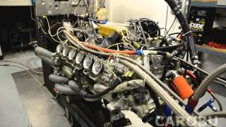 Download Ferrari F1 312B2 Dyno Video Video
