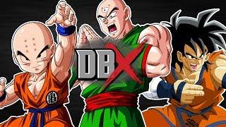 Download Krillin VS Tien VS Yamcha | DBX Video