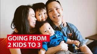 Download Going From 2 Kids To 3 | The Family Affair | CNA Insider Video