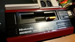 Download Classic Game Room - NINTENDO FAMICOM DISK SYSTEM console review Video