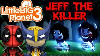 Download JEFF THE KILLER! | Little Big Planet 3 Multiplayer (7) Video