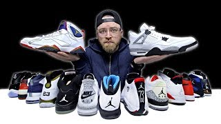 Download Unboxing Every Air Jordan Sneaker Video