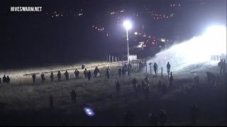 Download Shooting Freezing Water Against Protectors in Standing Rock - The Struggle Video