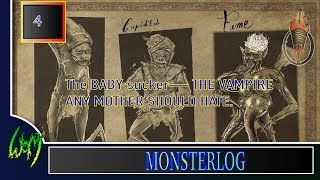 Download A Vampire that Specializes in Killing Infants - MONSTERLOG Video