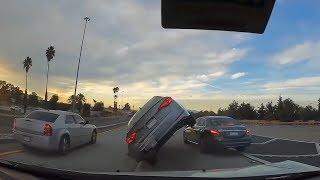 Download Car Crash Dashcam Compilation 2019 Russia // USA // Europe Video