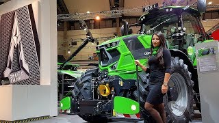 Download Highlights Deutz Fahr bij Agritechnica 2017 Hannover Trekkerweb Video