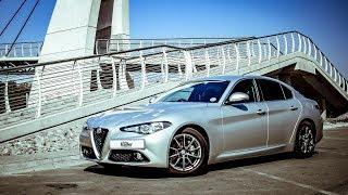 Download 2017 Alfa Romeo Giulia 2.0 Base - Car Review Video