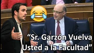 Download ¡¡¡MONTORO RIDICULIZA a Alberto GARZÓN en el Congreso!!! ″Vuelva usted a la Facultad″ Video