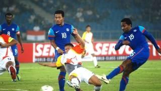 Download Bhutan vs India (Highlights) SAFF Championship 2011 Video