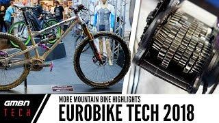 Download The Future Of Mountain Bike Tech At Eurobike 2018 Video