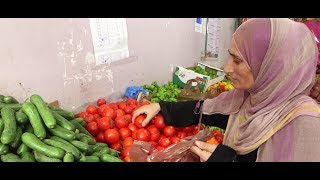 Download Gaza: food vouchers help Mohamad and his wife get back on their feet Video