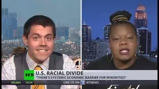Download US Racial Divide: Black Lives Matter activist writes list of demands for white people (DEBATE) Video