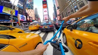 Download GoPro BMX Bike Riding in NYC 7 Video
