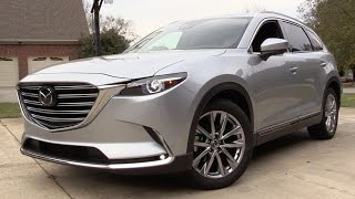 Download 2016 Mazda CX-9 Signature AWD - Road Test & In Depth Review Video