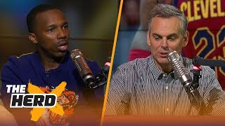 Download Klutch Sports Group founder Rich Paul joins Colin Cowherd in studio (Full Interview) | THE HERD Video