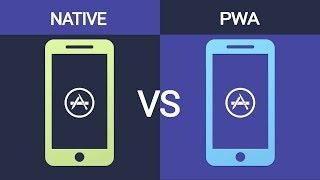 Download PWAs vs Native (aka There's A Progressive Web App For That) Video