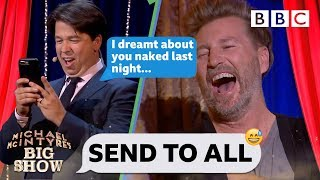 Download Send To All with Robbie Savage - Michael McIntyre's Big Show: Episode 5 - BBC One Video