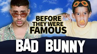 Download BAD BUNNY | Before They Were Famous | Estamos Bien Video