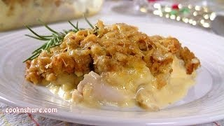 Download Leftover Turkey Casserole Video