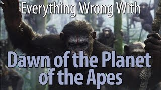 Download Everything Wrong With Dawn Of The Planet Of The Apes Video
