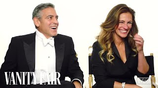 Download George Clooney and Julia Roberts First Met in a Hotel | Vanity Fair Video