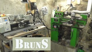 Download What better: modern Chinese lathe or old USSR lathe? ( technical content ) Video
