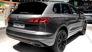 Download Volkswagen Touareg V8 R-Line (2020) - Last VW with V8 Diesel Video