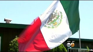 Download Woman Irate That Neighbor Is Flying Mexican Flag In Her Front Yard Video