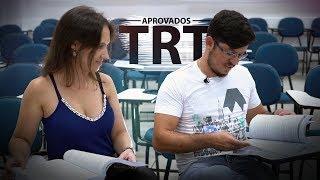 """Download """"Tudo deu certo. Estamos aprovados"""" - Casal aprovado no TRT - AlfaCon Video"""