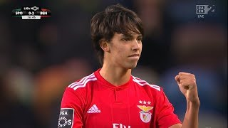 Download 10 Minutes of Joao Felix Showing His Class Video
