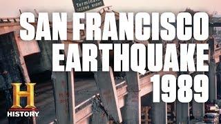 Download The 1989 San Francisco Earthquake | History Video