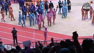 Download [방탄소년단/지민] 박지민 이것도 현대무용임??(아니라 마샬아츠라고하네용) Video