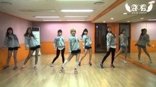 Download AOA - GET OUT (Dance ver. / Practice Video) Video