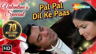 Download Pal Pal Dil Ke Paas (HD) | Blackmail | Dharmendra & Rakhi | Bollywood Evergreen Hits | Kishore Kumar Video