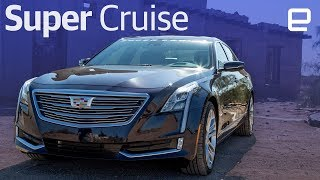 Download 2018 Cadillac CT6 with Super Cruise hands-on Video