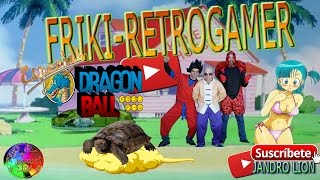 Download Friki-Retrogamer especial ″Dragon Ball″. #frikiretrogamer #jandrolion #dragonball Video