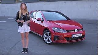 Download VW Golf GTI 2017. Тест-драйв Video