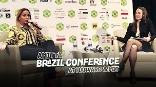 Download Anitta na Brazil Conference at Harvard & MIT Video