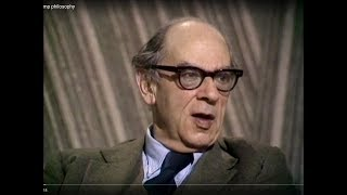 Download Isaiah Berlin interview on Why Philosophy Matters (1976) Video